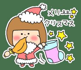 strange lovely girl Heko sticker #1352906