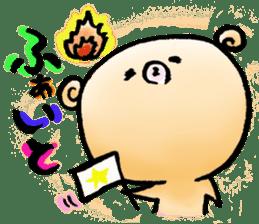 Kumapoo sticker #1354443