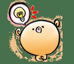 Kumapoo sticker #1354451