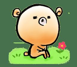 Kumapoo sticker #1354459