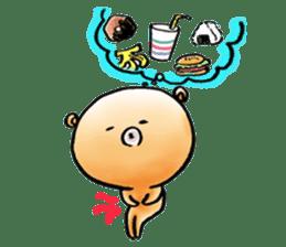 Kumapoo sticker #1354461