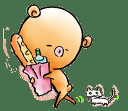 Kumapoo sticker #1354467