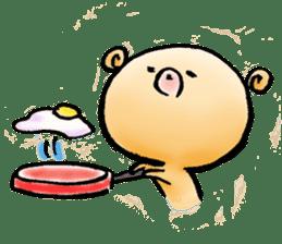 Kumapoo sticker #1354476