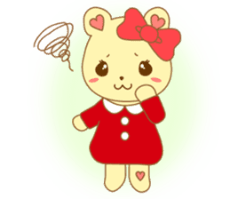 365 days of Miss.Cocoron(Korean) sticker #1357245