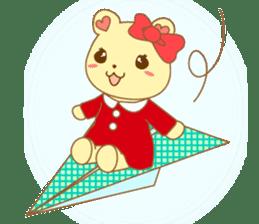 365 days of Miss.Cocoron(Korean) sticker #1357250