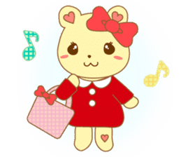 365 days of Miss.Cocoron(Korean) sticker #1357261