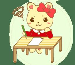 365 days of Miss.Cocoron(Korean) sticker #1357263