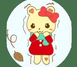 365 days of Miss.Cocoron(Korean) sticker #1357269