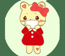 365 days of Miss.Cocoron(Korean) sticker #1357270