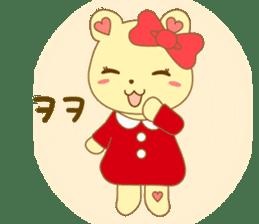 365 days of Miss.Cocoron(Korean) sticker #1357274