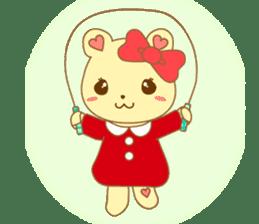 365 days of Miss.Cocoron(Korean) sticker #1357278