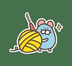 Knitting Lovers sticker #1357788