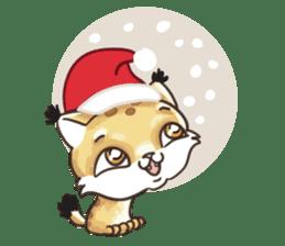 Lala the Lynx sticker #1358578