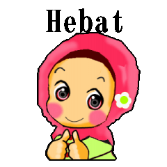 hijabista. Indonesian version
