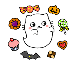 Let's Halloween party ! sticker #1361487
