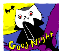 Let's Halloween party ! sticker #1361491