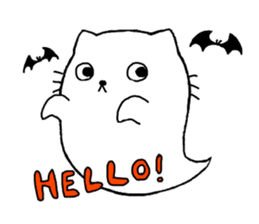 Let's Halloween party ! sticker #1361495