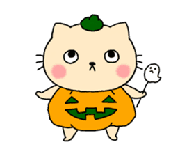 Let's Halloween party ! sticker #1361518