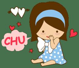 Mimi Jung sticker #1362775