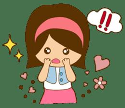 Mimi Jung sticker #1362778