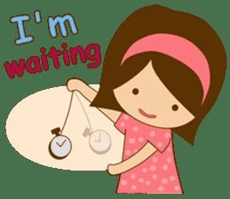 Mimi Jung sticker #1362791