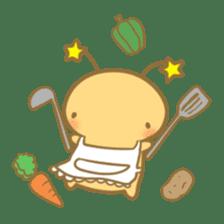 Organisms cute and wonder sticker #1362957