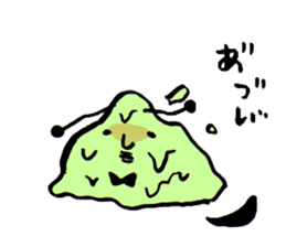 Greeninsect-kun sticker #1363568