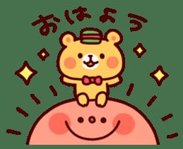 Big Adventure Kumappe sticker #1363802