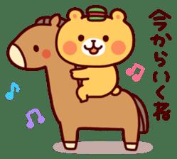 Big Adventure Kumappe sticker #1363825