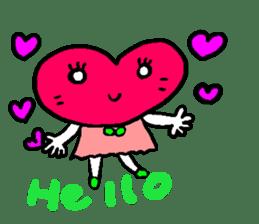 Heart in Love sticker #1363844