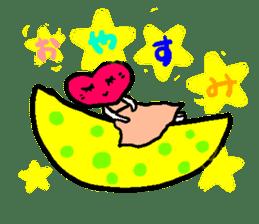 Heart in Love sticker #1363848