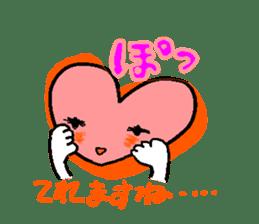 Heart in Love sticker #1363872