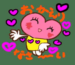 Heart in Love sticker #1363879
