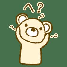 Bear Puppets sticker #1363979