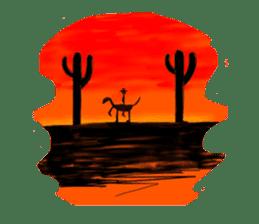 Mexican Skull sticker #1364087