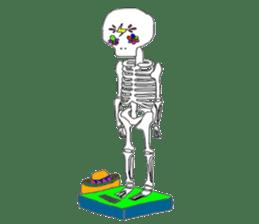 Mexican Skull sticker #1364091