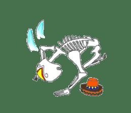 Mexican Skull sticker #1364106