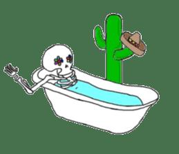 Mexican Skull sticker #1364110