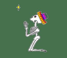 Mexican Skull sticker #1364114