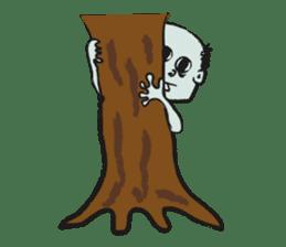 Mr.zombie sticker #1365939