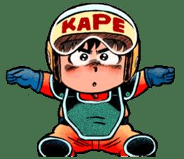 Dash Kappei sticker #1368214
