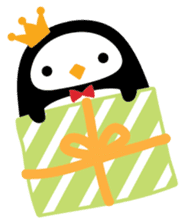 Squly & Friends: Merry Xmas sticker #1373903