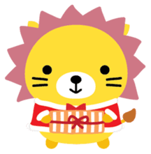 Squly & Friends: Merry Xmas sticker #1373908