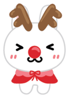 Squly & Friends: Merry Xmas sticker #1373923