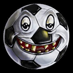 Soccer Ball for soccer fan pride