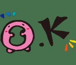 The daily life of 'Omono-kun' sticker #1378234