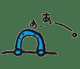 The daily life of 'Omono-kun' sticker #1378239