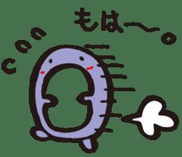 The daily life of 'Omono-kun' sticker #1378240