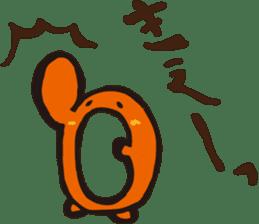 The daily life of 'Omono-kun' sticker #1378252