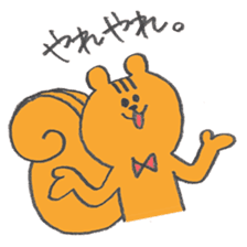 pyonzo and rissn sticker #1378619